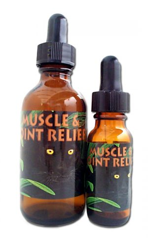 Muscle And Joint Relief - Warren Botanicals